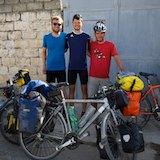 Roman, Chregu & Fabian Foto